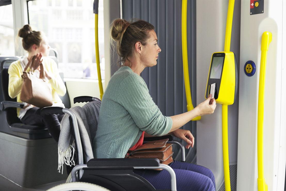 Op 57 Meer Mobiele Lijnen moeten rolstoelgebruikers niet meer reserveren voor hun rit.