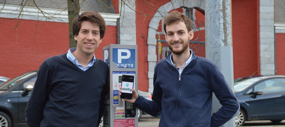 Belgische Parkeer-app cPark wordt Seety om Frankrijk te veroveren