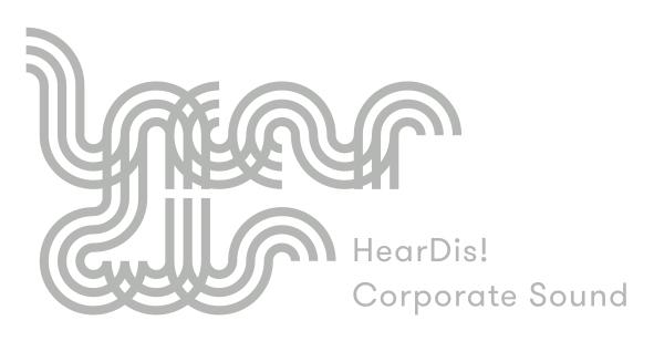 HearDis! Logo