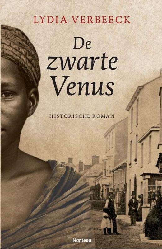 Cover 'De zwarte Venus'