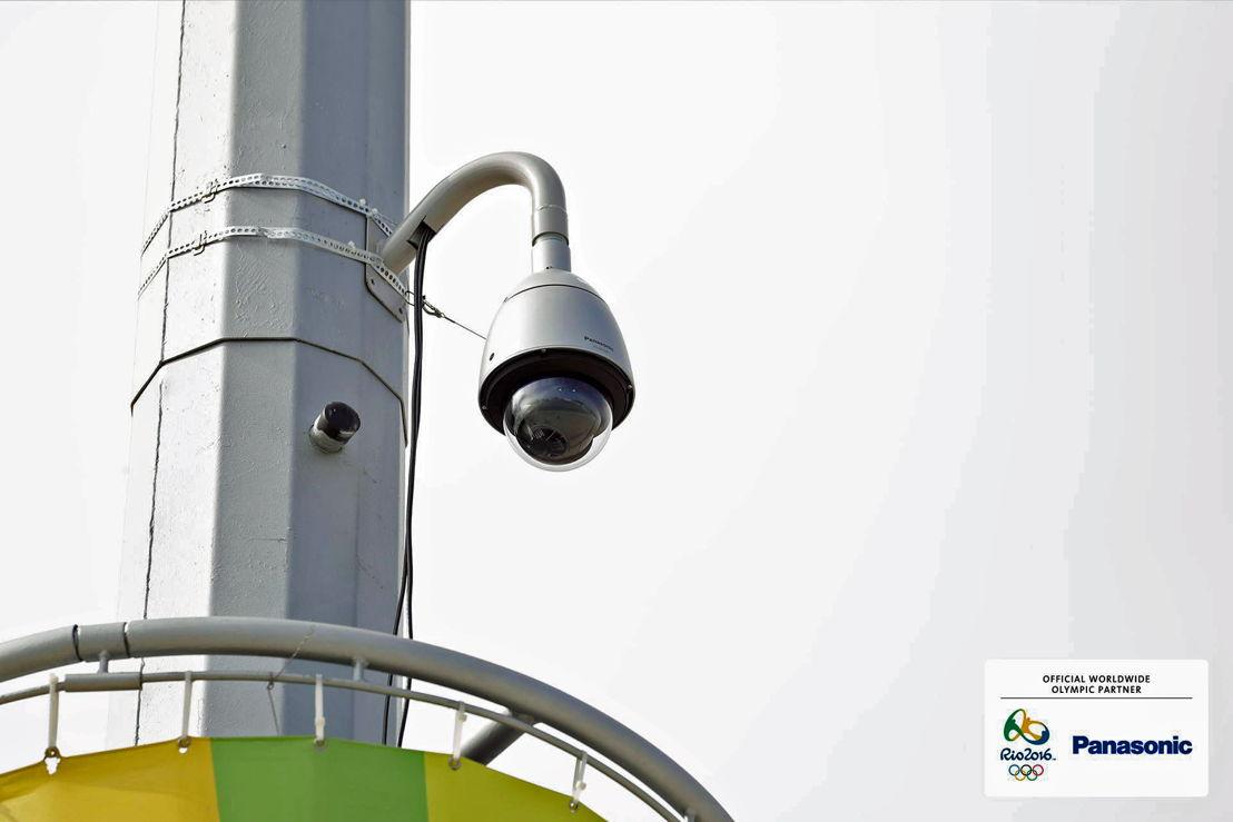 Panasonic @ JJOO Rio 2016 Equipo Videovigilancia 3