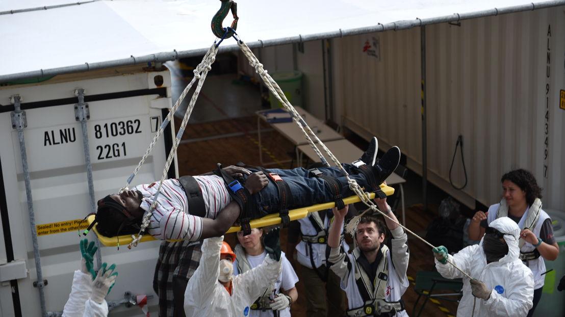 Argos 3 (c) Francesca Mapelli-MSF