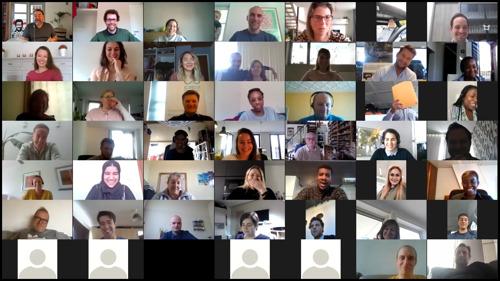 LiveComedy.be en Jeron Dewulf introduceren online comedy voor live publiek