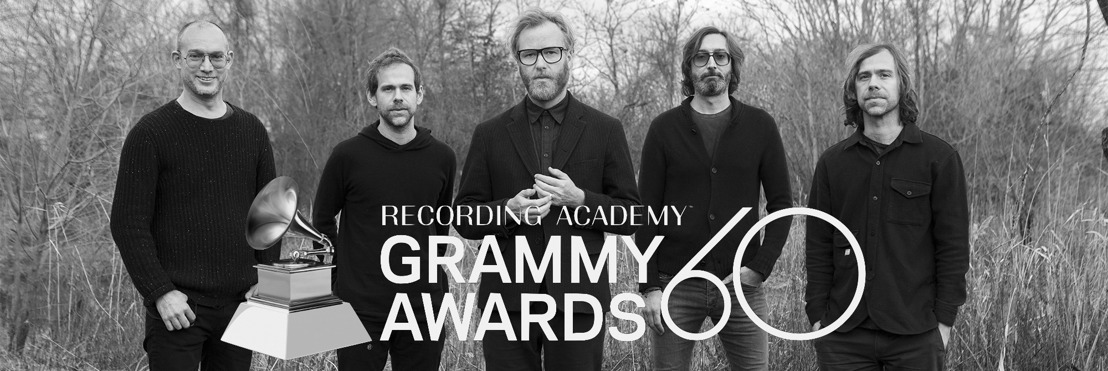 The National wins Grammy Award