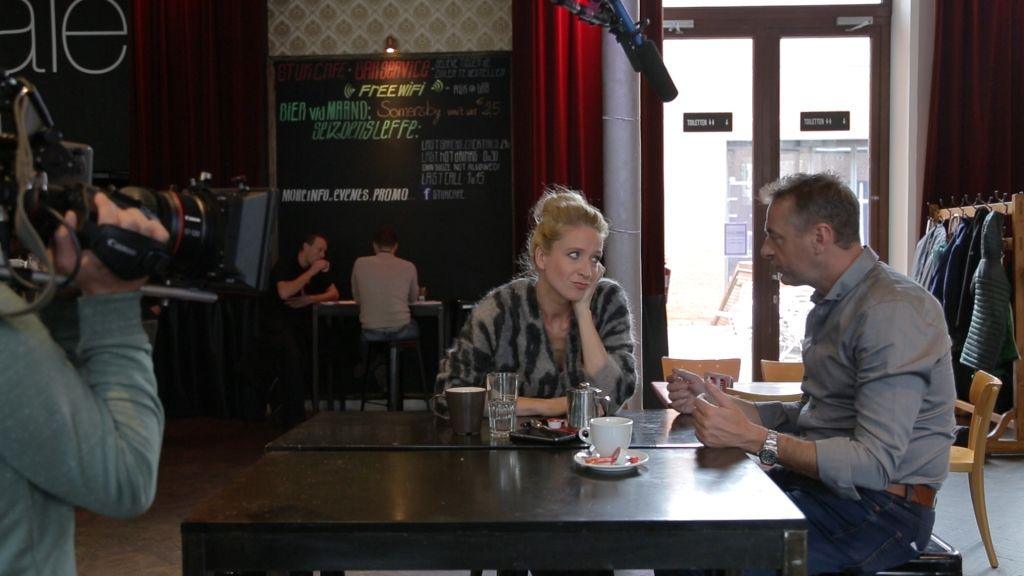 Tom en Cath praten eerlijk over hun eigen ervaringen- Echt niet OK! (c) VRT