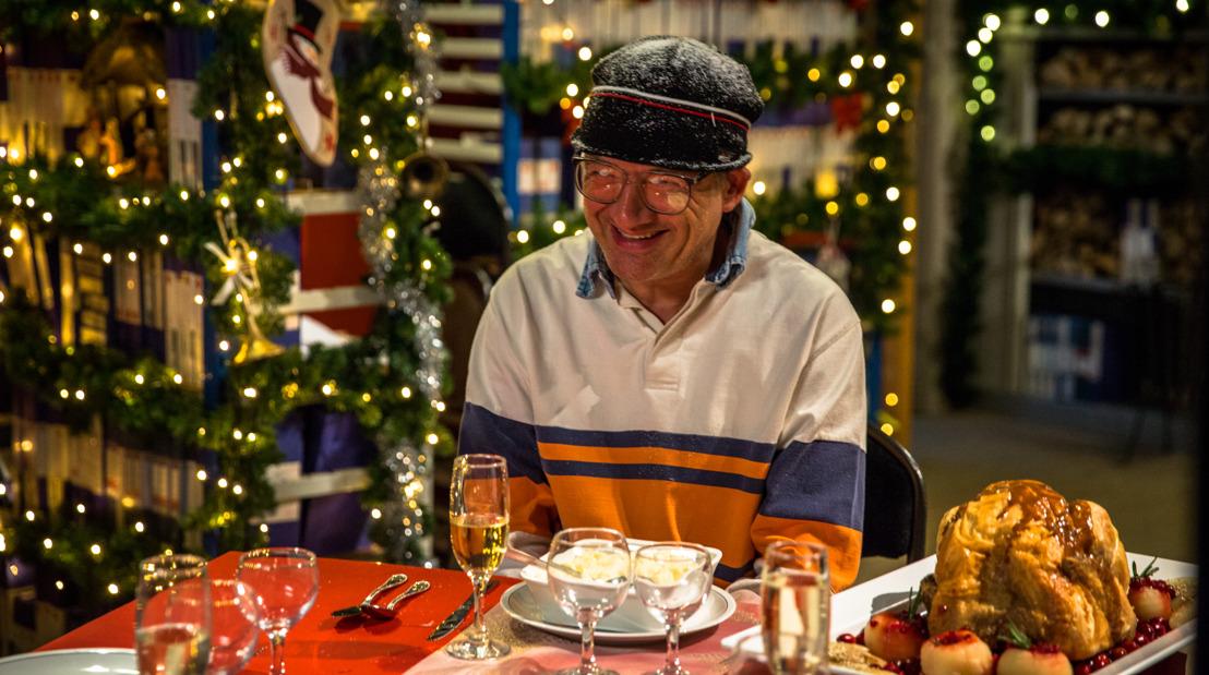Bart Peeters te gast in de Kerstspecial van 't Is Gebeurd