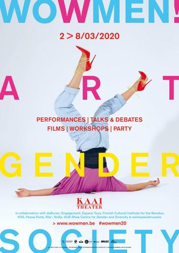 WoWmen! 2020 - festival autour du genre, de l'art et de la société (qui – espérons-le – sera le plus vite possible superflu !)