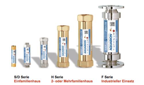 Aquabion GmbH & Rabmer GreenTech: Umweltfreundliche Wasseraufbereitung aus Deutschland floriert in Österreich