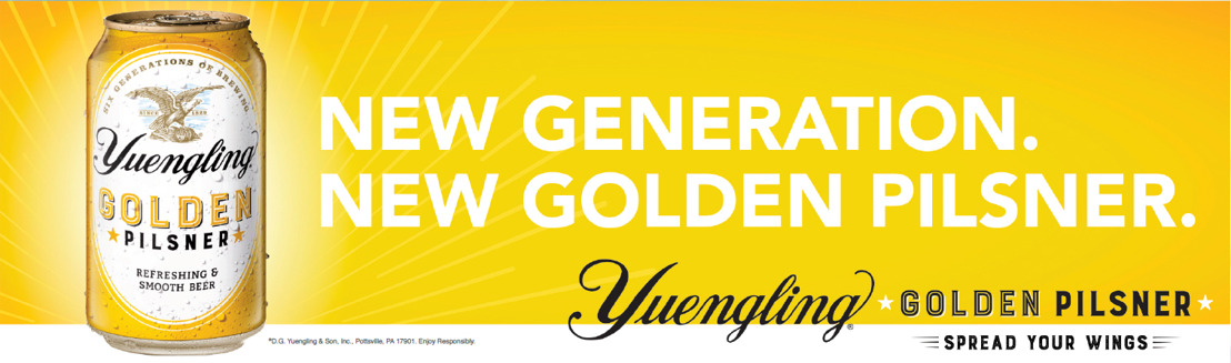 "Yuengling Launches ""Make Your Day Golden"" Campaign"