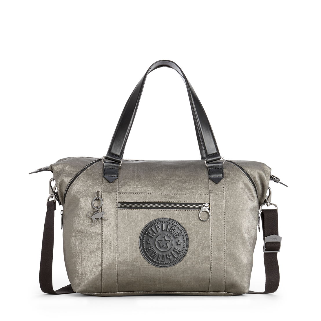 RT ORGANISED Coated Taupe - Tote with removable pouches - £214