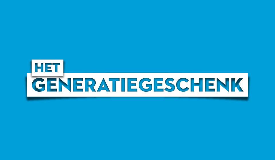 Logo Generatiegeschenk