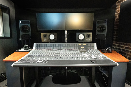 BRxTN Studios Taps into Local Music Community with Solid State Logic AWS 948 Delta Mixing Console