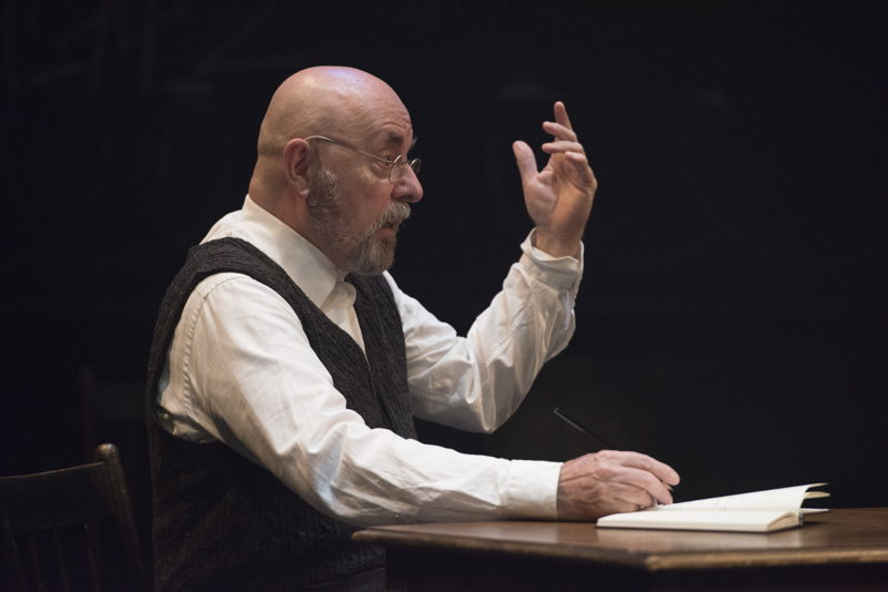 Paul Rainville in The Children's Republic by Hannah Moscovitch / Photos by David Cooper
