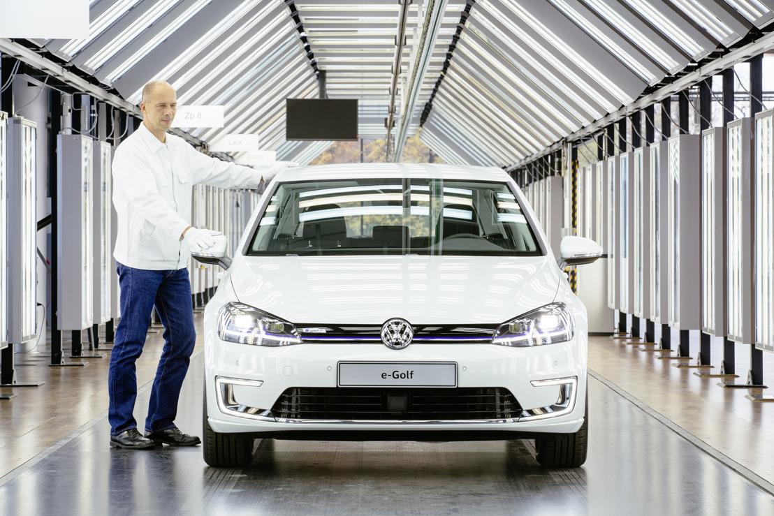 Nombre de livraisons record pour la marque Volkswagen en 2017