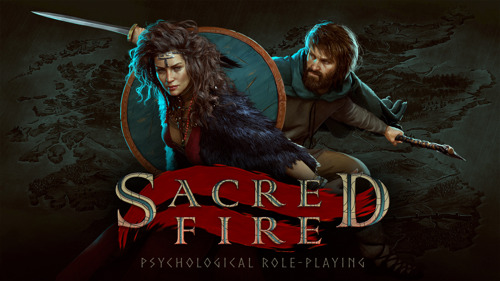 Out Today on PC! Narrative RPG Sacred Fire Enters Early Access - Featuring the Star of 'The Witcher'!