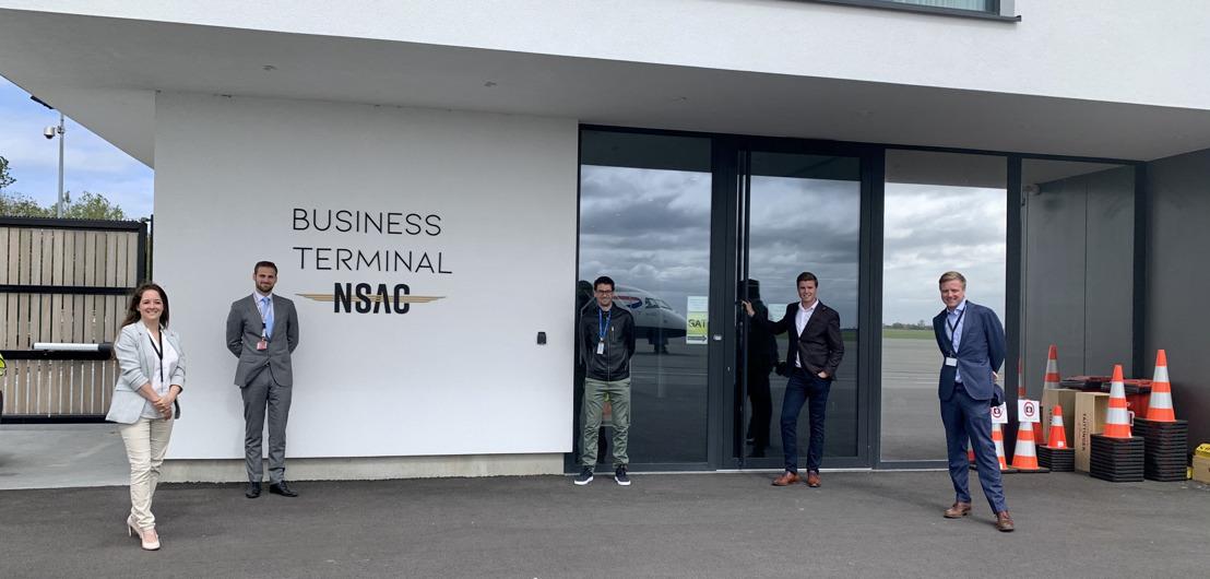 The Aviation Factory en North Sea Aviation Center bundelen hun krachten in Oostende