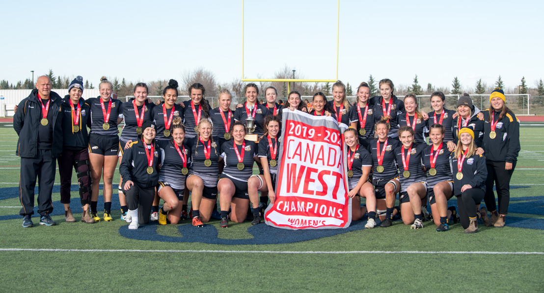 RUGBY: T-Birds capture first conference banner