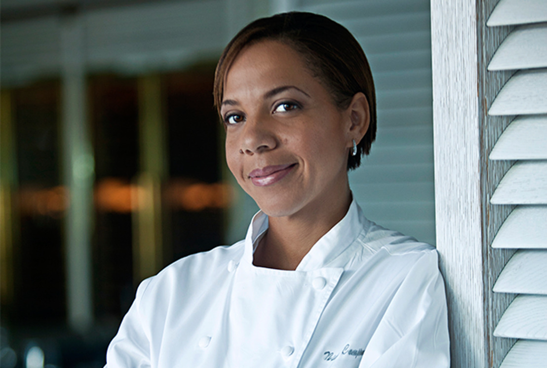 Saint Lucian Chef Nina Compton Wins Award Recognizing Culinary Excellence