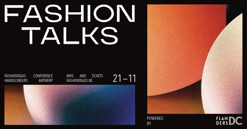 Fashion Talks 2019 ON STAGE: Raf Simons, Lucie Greene en Jasmien Wynants