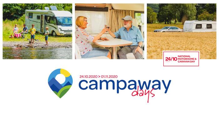 De Campaway Days gaan dit weekend van start!
