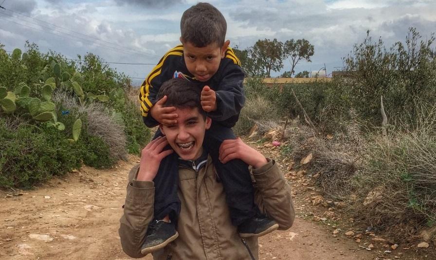 Karrewiet in Marokko : Achraf - (c) VRT