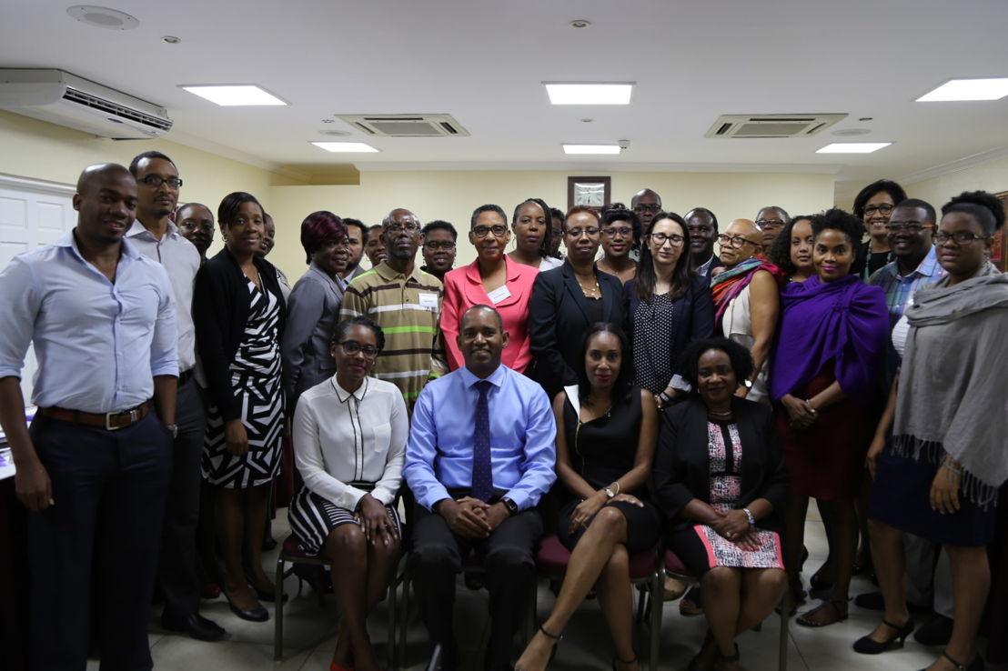 TB/HIV Guidelines workshop.