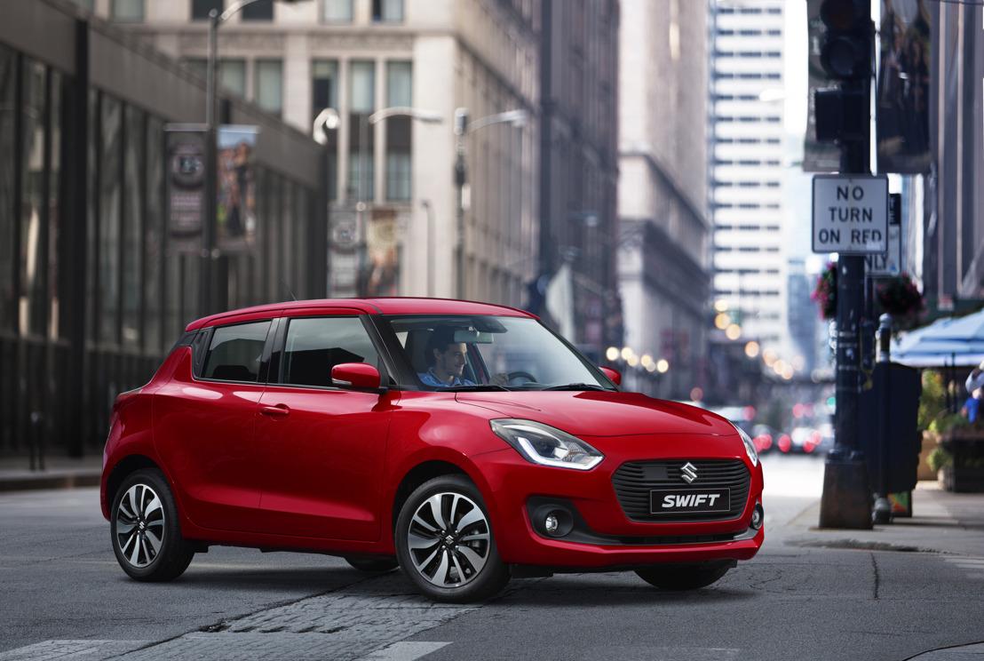De nieuwe Suzuki Swift !