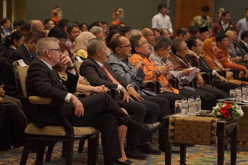 Delegates at KIBIG5 2017 opening ceremony