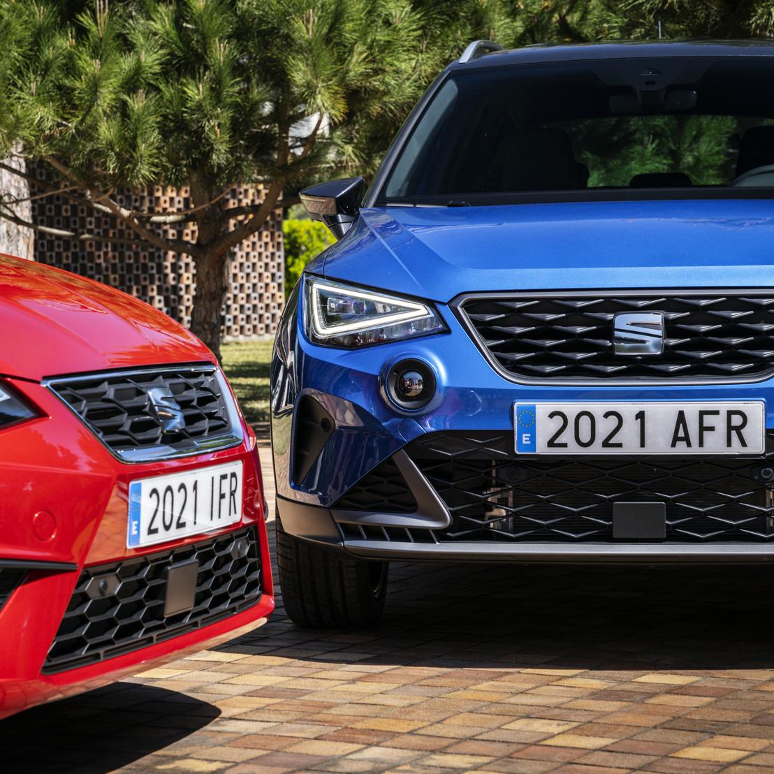 Nouvelle SEAT Ibiza & nouvelle SEAT Arona