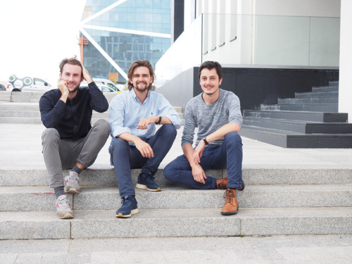 Ghent start-up uman.ai raises half a million euros