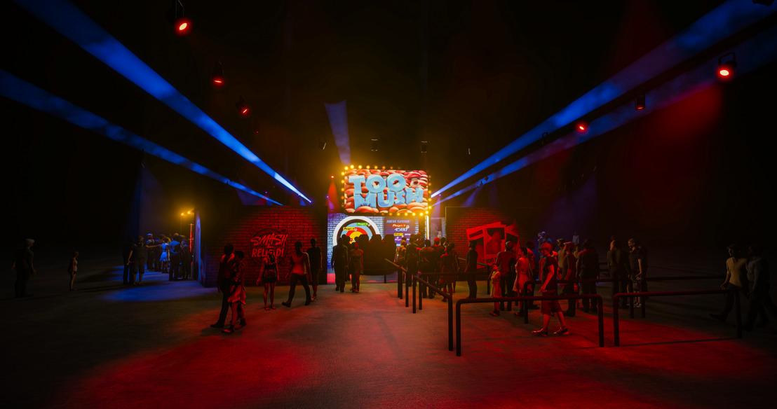 Triotech and BoldMove partner up for Smash & Reload; world's smartest & funniest interactive dark ride