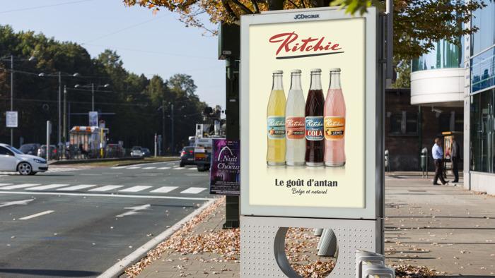 Ritchie voit la demande de boissons rafraîchissantes belges augmenter
