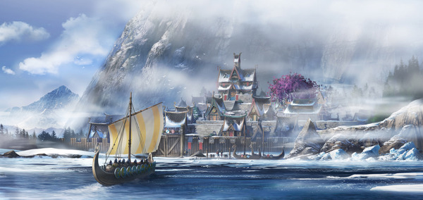 Preview: The Vikings are Coming: Cultural Settlements Expand Forge of Empires