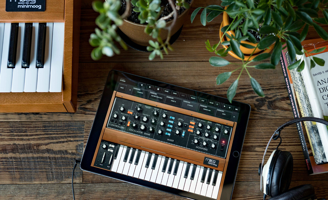 Staying Connected & Creative During Uncertain Times: Moog Music's Free Synthesizer App Has Brought Joy to More Than One Million