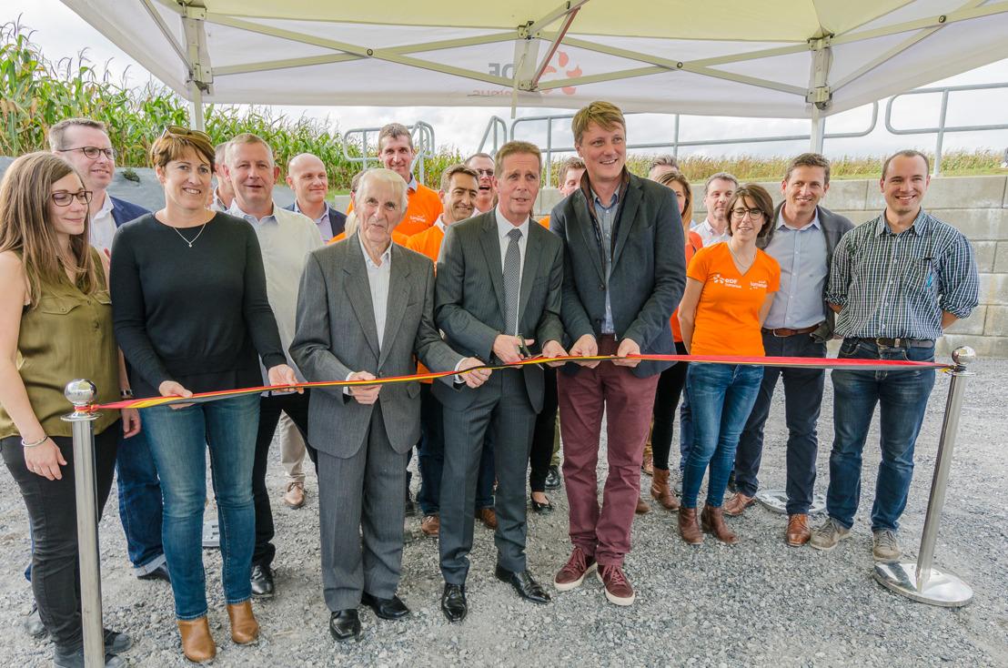 Inauguration réussie de trois nouvelles éoliennes à Héron