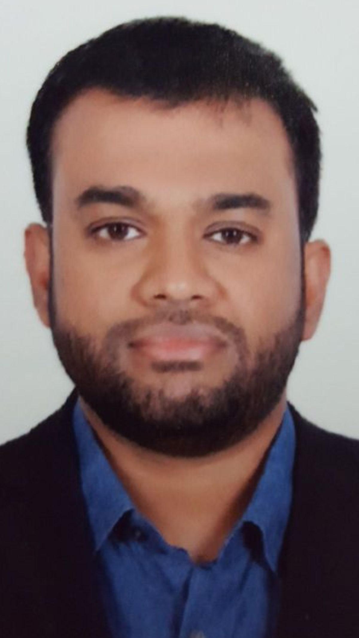 Usama Patel  Regional Business Development Manager Middle East & North Africa Region