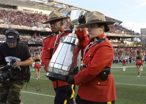 WAYS TO CONSUME CFL DIVISIONAL SEMI-FINALS ON SUNDAY