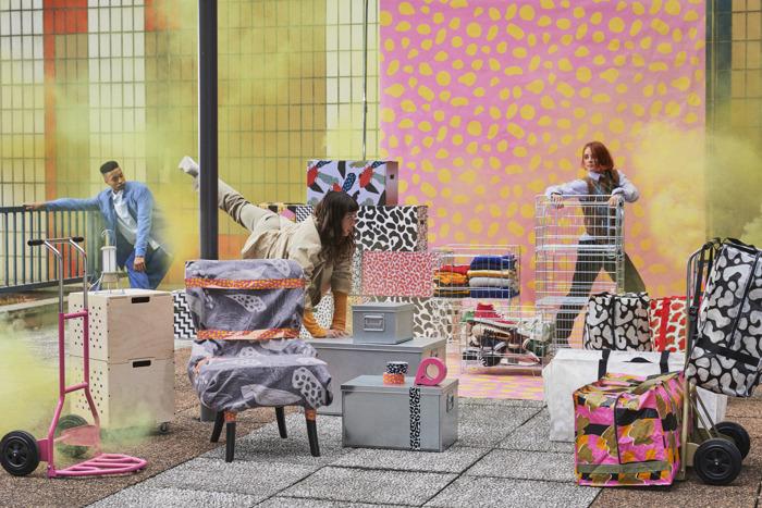 Preview: De OMBYTE-collectie van IKEA: ontworpen voor je volgende move