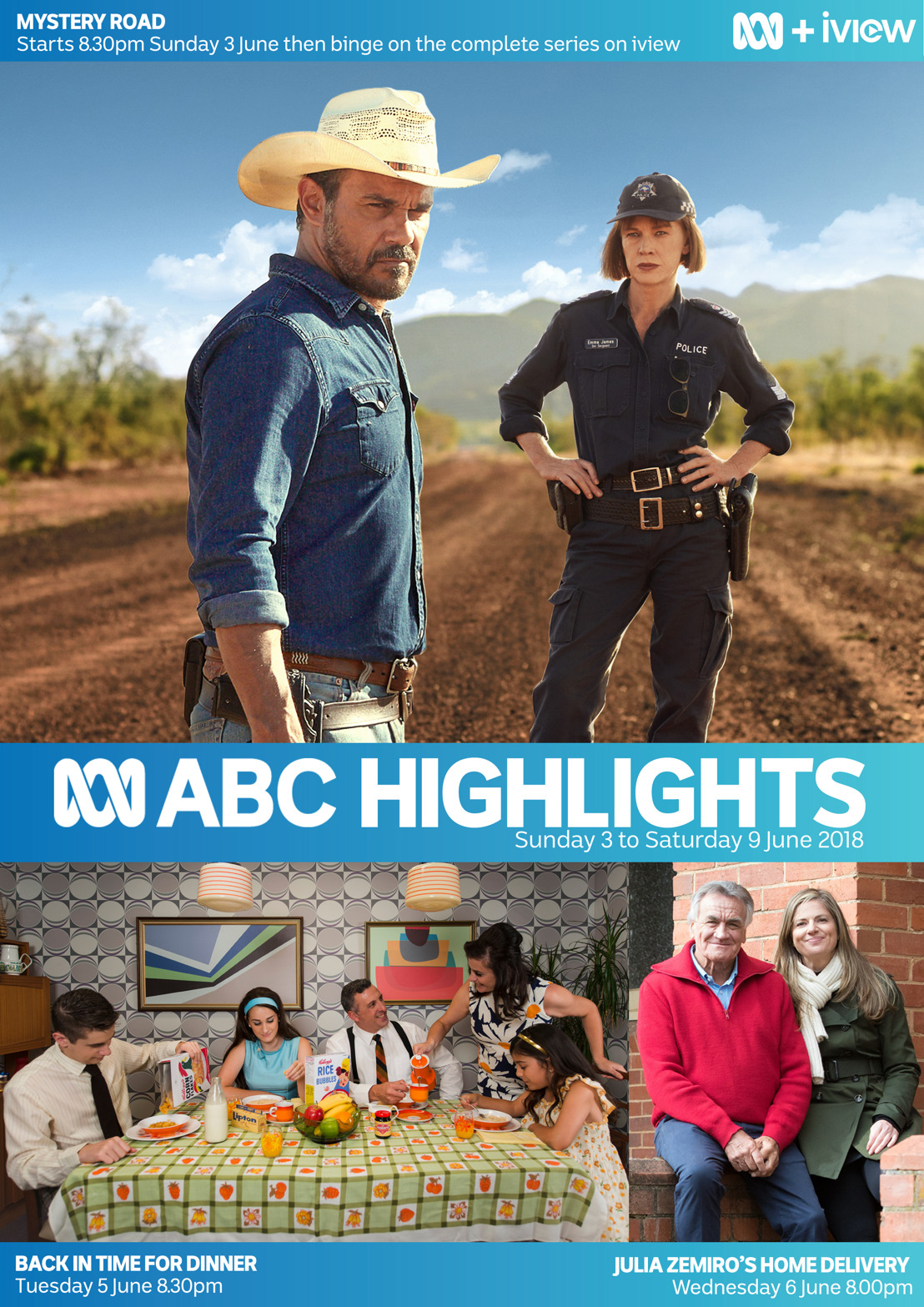 ABC TV Program Highlights - Week 23