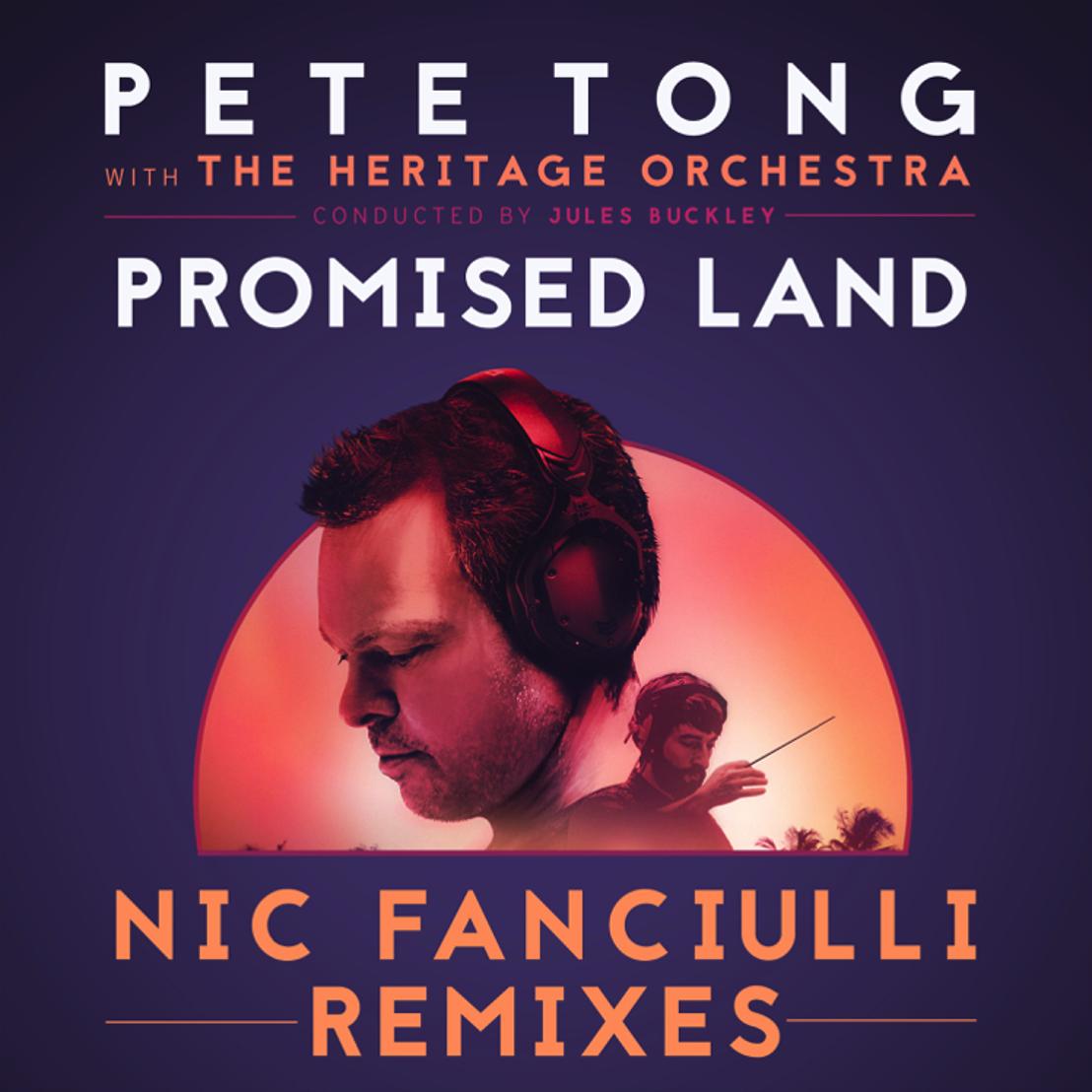 NIC FANCIULLI REMIXES 'PROMISED LAND' feat. DISCIPLES