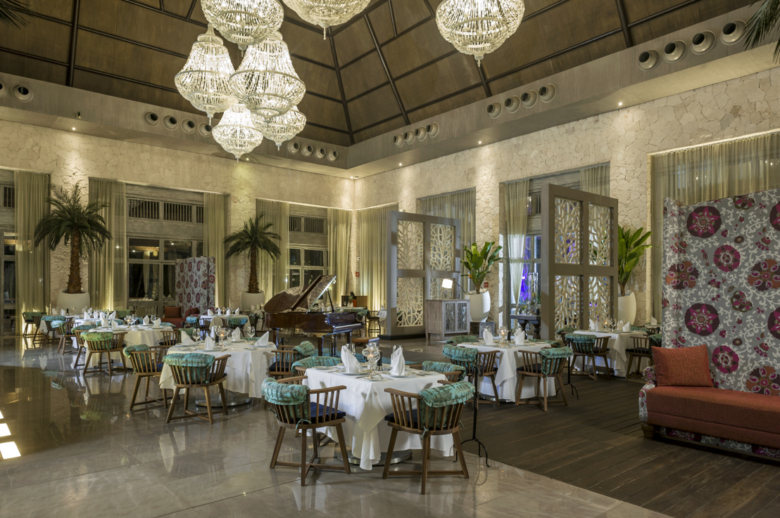 La original propuesta gastronómica de Grupo Vidanta se une al reconocido chef Guillermo González Beristain en Vidanta Riviera Maya