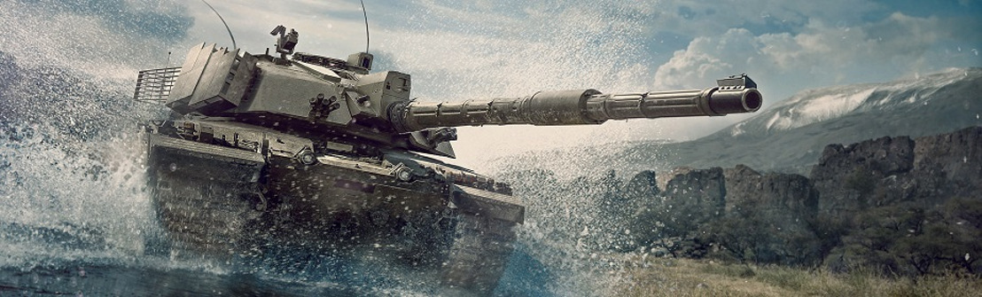 UNIQUE GHOST FIELD MAP AVAILABLE TO ARMORED WARFARE