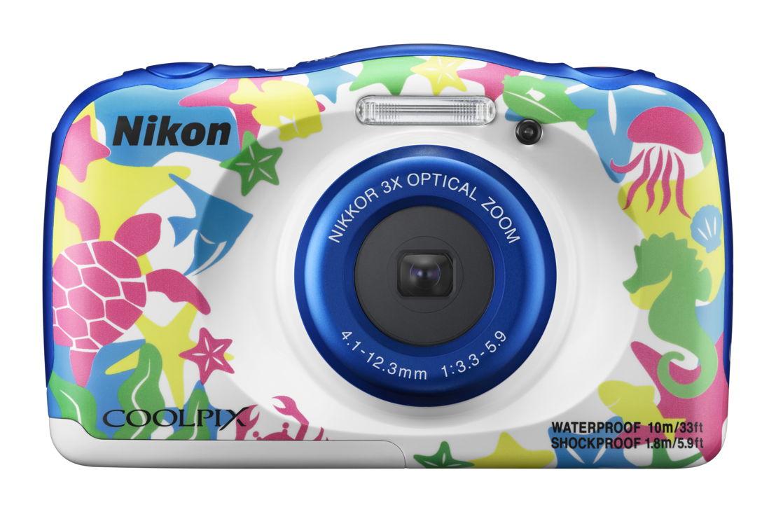Nikon COOLPIX W100 nommée 'Best Rugged Camera' lors des TIPA Awards