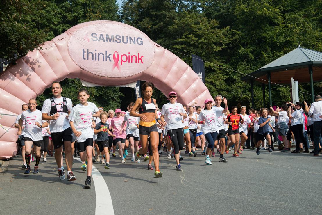 Race for The Cure Brussels: samen wandelen & lopen tegen borstkanker