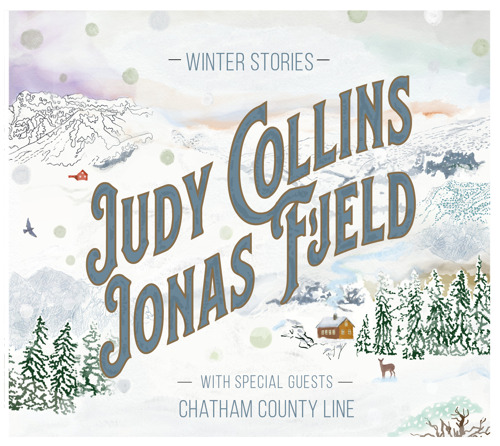 JUDY COLLINS announces 'Winter Stories' + UK tour dates
