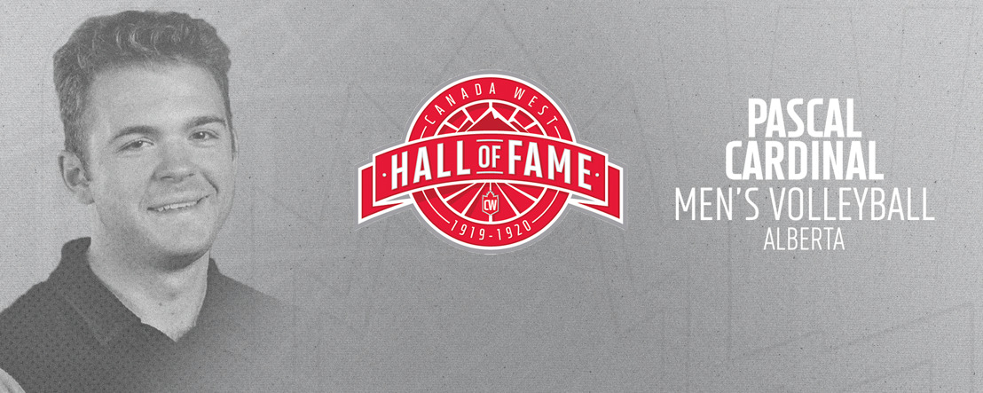 Cardinal adds Canada West Hall of Fame to impressive résumé