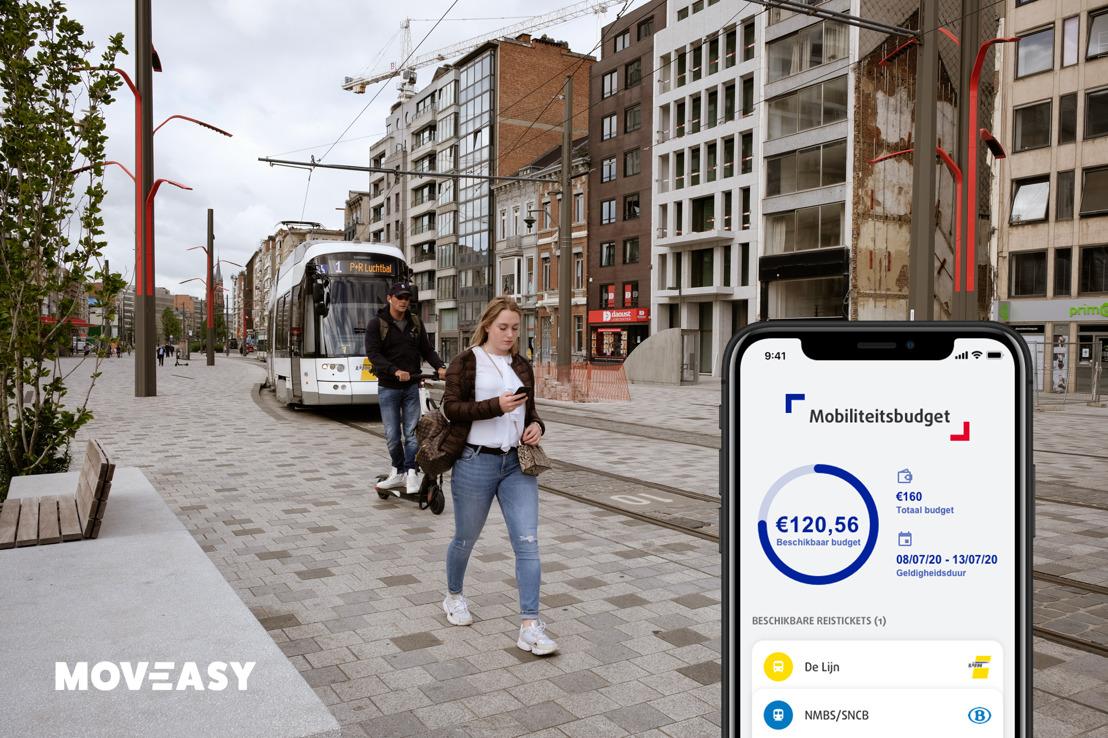 Mobly en Europ Assistance Belgium lanceren samen mobiliteitsplatform Moveasy