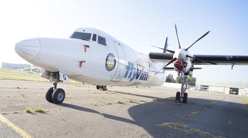Antwerpse luchtvaartmaatschappij VLM Airlines te koop