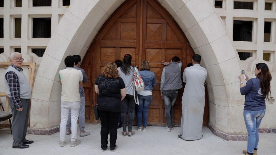 Een Koptische Kwestie - (c)  Laura Zuallaert
