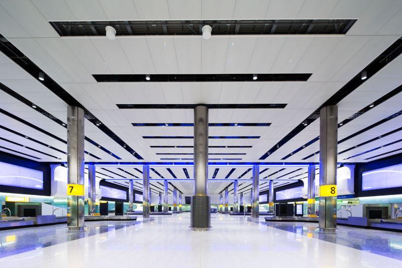 Queen's Terminal baggage reclaim